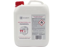 microderm Antibakterielles Handgel