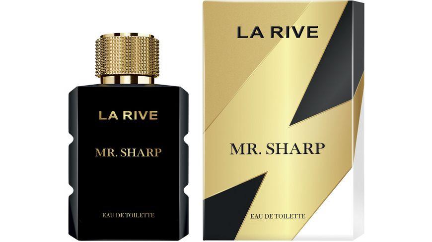 LA RIVE Mr. Sharp Eau de Toilette