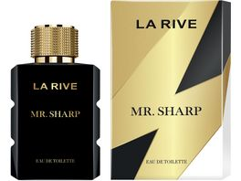 LA RIVE Mr Sharp Eau de Toilette