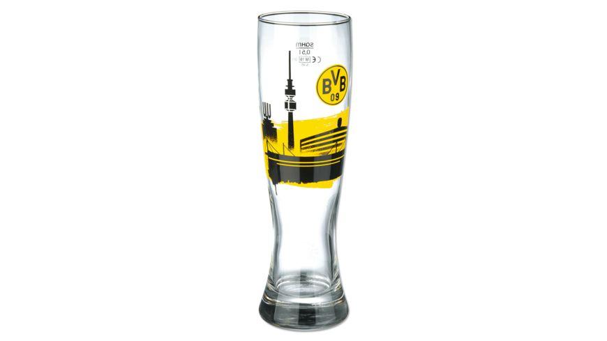 BVB-Weizenglas