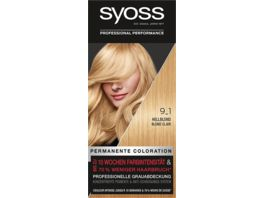 SYOSS Coloration 9 1 Hellblond