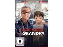 Immer Aerger mit Grandpa