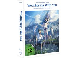 Weathering With You Das Maedchen das die Sonne beruehrte Limited Collector s Edition 2 BRs