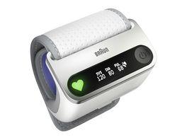 BRAUN iCheck 7 Handgelenk Blutdruckmessgeraet BPW4500