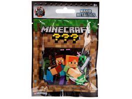 Jada Minecraft Nano Metalfigs 100 Die Cast Metal Bilnd Bag
