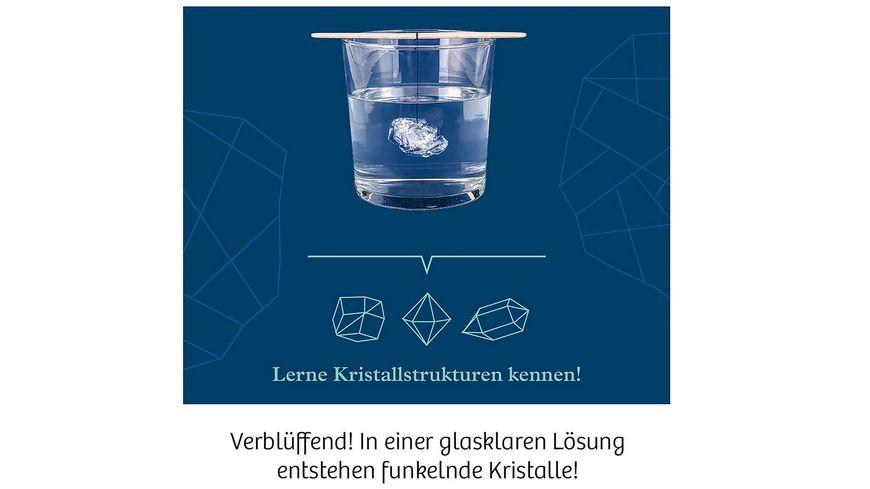 KOSMOS Kristalle zuechten Experimentierkasten
