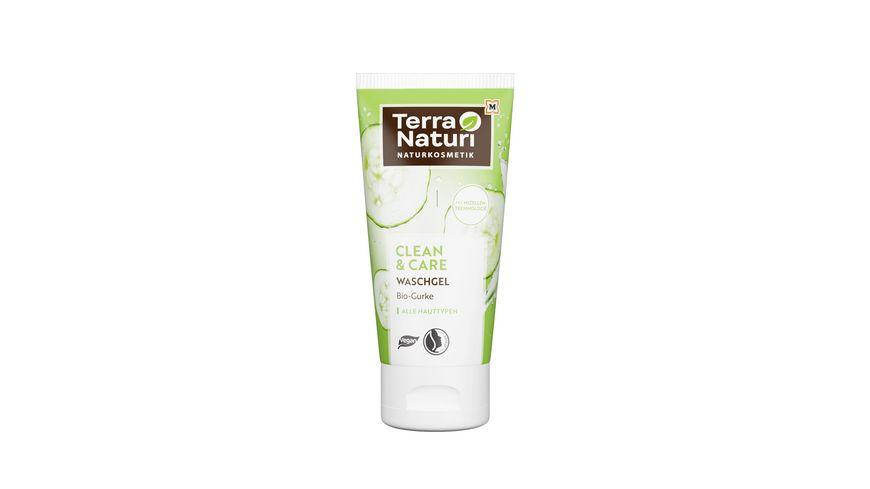 Terra Naturri CLEAN & CARE Waschgel