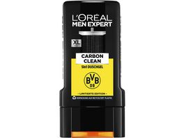 L OREAL PARIS MEN EXPERT Dusche Carbon Clean BVB Edition