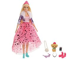 Mattel Barbie Prinzessinnen Abenteuer Barbie Prinzessinnen Puppe