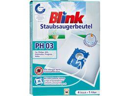 Blink Staubsaugerbeutel PH03