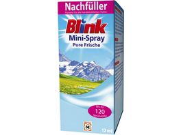 Blink Mini Spray Pure Frische Nachfueller