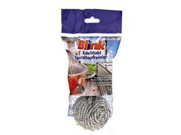 Blink Edelstahl Spiraltopfreiniger 2er Packung
