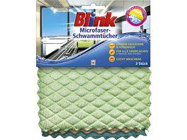 Blink Mikrofaser Schwammtuecher
