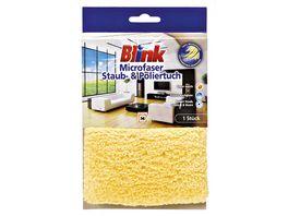 Blink Microfaser Staub und Poliertuch 30x23 cm