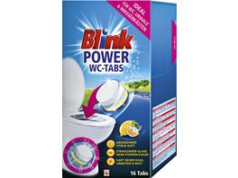 Blink Power WC Tabs