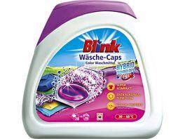 Blink Waesche Caps Color Waschmittel