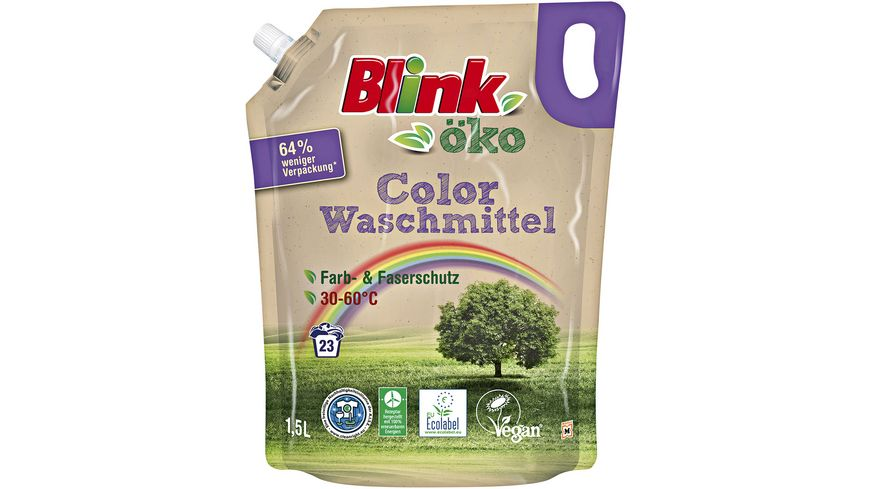 Blink Öko Color Waschmittel
