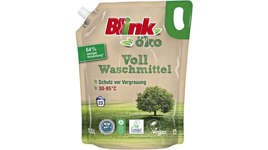 Blink Öko Vollwaschmittel