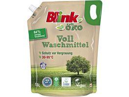 Blink Oeko Vollwaschmittel