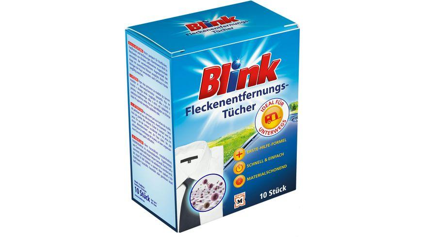 Blink Fleckenentfernungstuecher