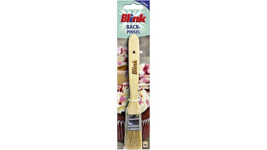 Blink Backpinsel Holz