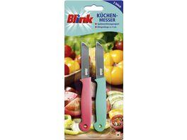Blink Kuechenmesser 6cm 2er Pack