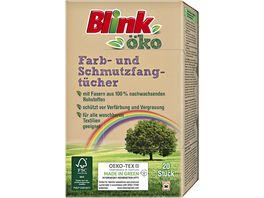 Blink Oeko Farb und Schmutzfangtuecher