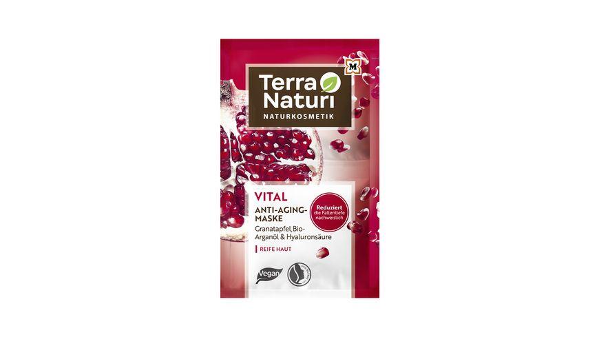 Terra Naturi VITAL Anti Aging Maske