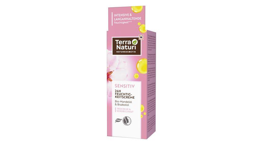 Terra Naturi Sensitiv 24H Feuchtigkeitscreme