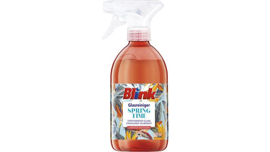 Blink Springtime Glasreiniger