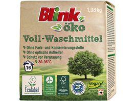 Blink Oeko Voll Waschmittel 16 WL