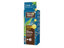 Terra Naturi MEN HYDRO 24H Feuchtigkeitscreme