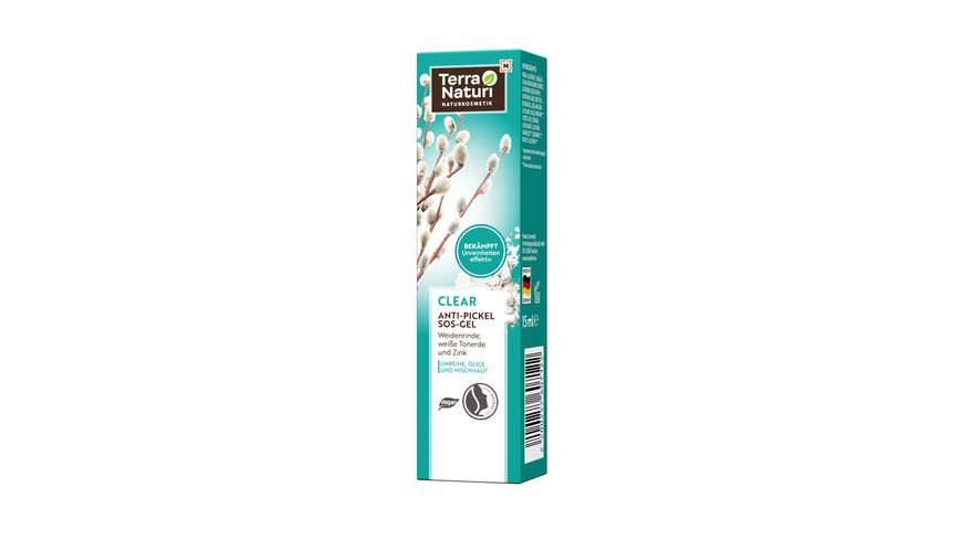 Terra Naturi CLEAR Anti-Pickel SOS-Gel