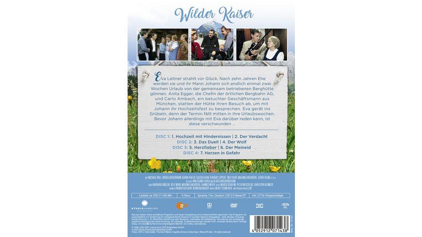 Wilder Kaiser 4 DVDs