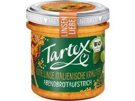 Tartex Linsen Liebe Rote Linse italienische Kraeuter