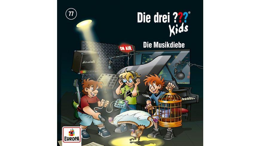 077/Die Musikdiebe