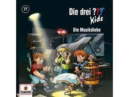 077 Die Musikdiebe
