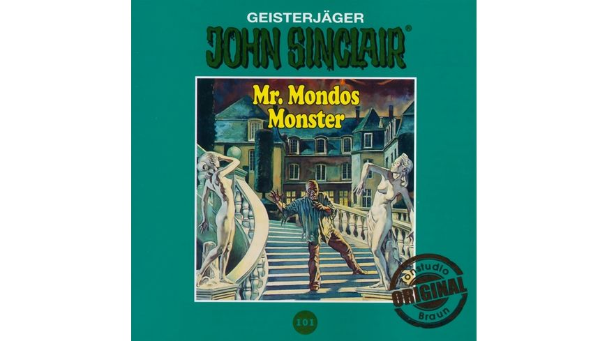 Tonstudio Braun,Folge 101: Mr.Mondos Monster (Te
