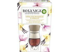 Air Wick Botanica Duftoelflakon Starter Set Himalaya Magnolie Vanille