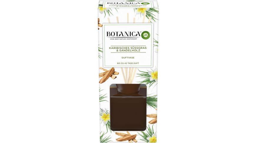 Air Wick Botanica Duftvase Karibisches Süßgras & Sandelholz