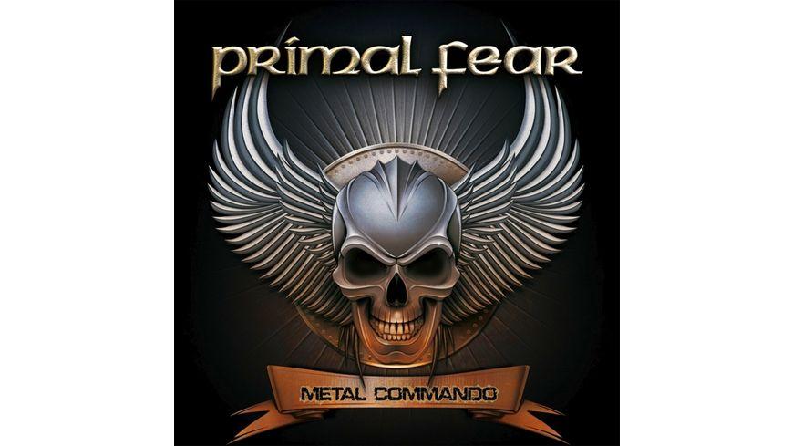 Metal Commando (2CD Digipak)
