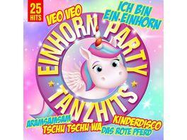 Einhorn Party Tanzhits