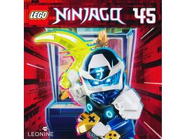 LEGO Ninjago CD 45