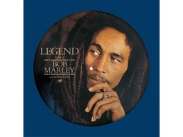 Legend Picture Disc LP