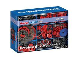 fischertechnik PLUS Creative Box Mechanics Das Bauteileset fuer Tueftler und Erfinder