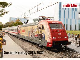 Maerklin 15704 Katalog 2019 2020 DE