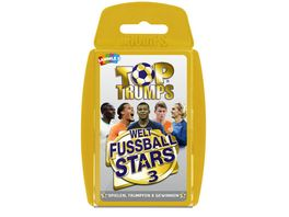 Winning Moves Top Trumps Weltfussballstars 3
