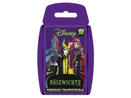 Winning Moves Top Trumps Disney Boesewichte