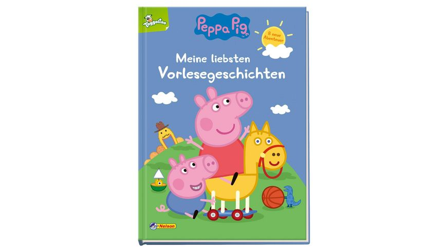 Peppa Meine liebsten Vorlesegeschichten Mit 8 neuen Abenteuern
