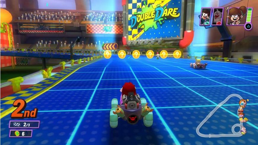 Nickelodeon Kart Racers 2 Grand Prix